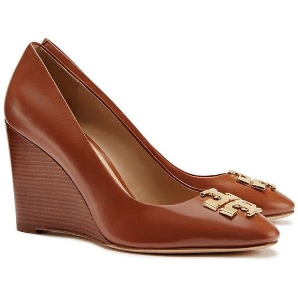 3e420bfa982ac TORY BURCH Raleigh Wedges Heels. Listing Price   130